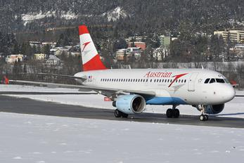 OE-LDA - Tyrolean Airways Airbus A319