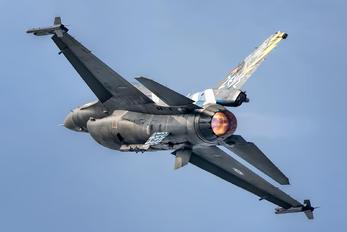 523 - Greece - Hellenic Air Force Lockheed Martin F-16CJ Fighting Falcon