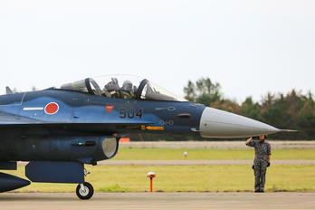 03-8504 - Japan - Air Self Defence Force Mitsubishi F-2 A/B
