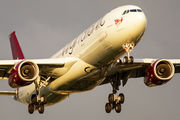 G-VINE - Virgin Atlantic Airbus A330-300 aircraft