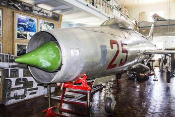 25 - U.S.S.R Air Force Mikoyan-Gurevich MiG-21F-13