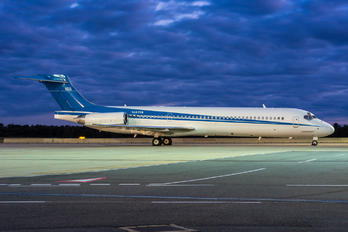N287KB - KEB Aircraft McDonnell Douglas MD-87