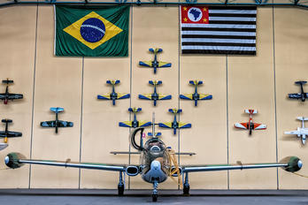 4596 - Brazil - Air Force Embraer EMB-326 AT-26 Xavante