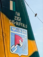 2352 - Brazil - Air Force de Havilland Canada DHC-5 Buffalo