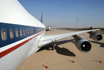 5-8105 - Iran - Islamic Republic Air Force Boeing 747-100