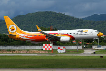 HS-DBL - Nok Air Boeing 737-800