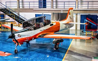 1322 - Brazil - Air Force Embraer EMB-312 Tucano T-27