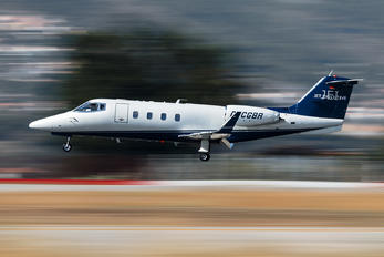D-CGBR - Jet Executive Learjet 55