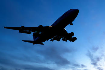 - - Transaero Airlines Boeing 747-400