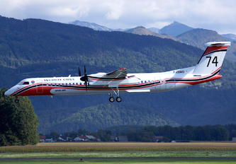 F-ZBMD - France - Sécurité Civile de Havilland Canada DHC-8-400Q / Bombardier Q400
