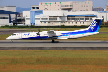 JA841A - ANA Wings Bombardier Dash 8-Q402