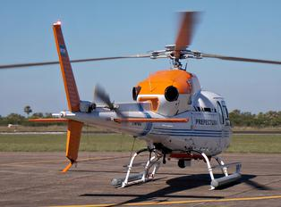 PA-80 - Argentina - Coast Guard Aerospatiale AS355 Ecureuil 2 / Twin Squirrel 2