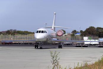N97CP - Private Dassault Falcon 2000 DX, EX