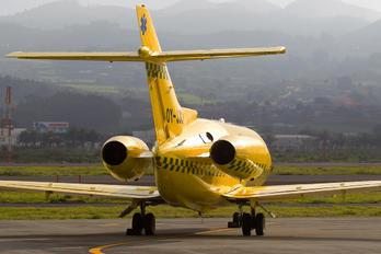 OY-JJC - Joinjet Hawker Beechcraft 800XP