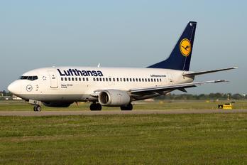 D-ABIU - Lufthansa Boeing 737-500
