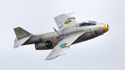 SE-DXB - Swedish Air Force Historic Flight SAAB J 29F Tunnan