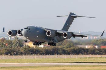 02 - Hungary - Air Force Boeing C-17A Globemaster III