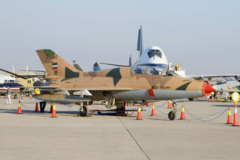 3-7723 - Iran - Islamic Republic Air Force Chengdu J-7