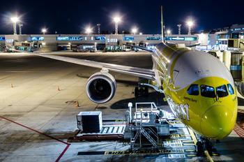 9V-OJC - Scoot Boeing 787-9 Dreamliner