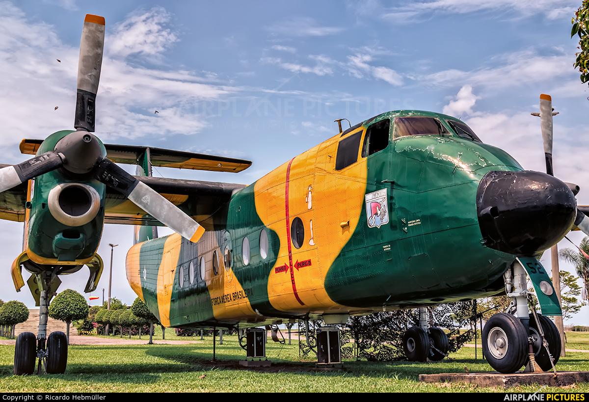 Brazil - Air Force 2352 aircraft at Itirapina - Dr. José Augusto de Arruda Botelho