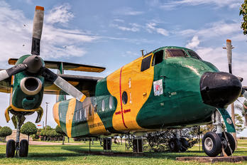 2352 - Brazil - Air Force de Havilland Canada DHC-5 Buffalo