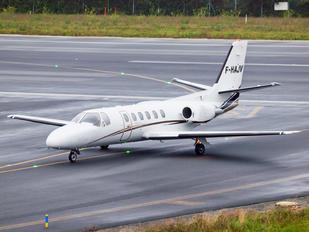 F-HAJV - Private Cessna 550 Citation II