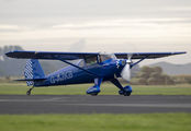 G-AJKB - Private Luscombe 8E Silvaire Deluxe aircraft