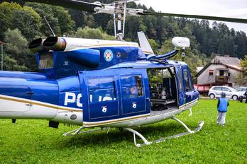 S5-HPB - Slovenia - Police Agusta / Agusta-Bell AB 212AM