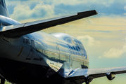 VP-BKL - Transaero Airlines Boeing 747-400 aircraft