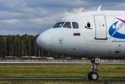 VP-BFZ - Ural Airlines Airbus A320 aircraft