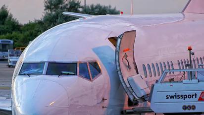 F-HCOB - Air Mediterranee Boeing 737-500