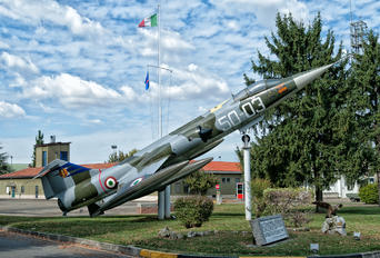 MM6783 - Italy - Air Force Lockheed F-104S ASA Starfighter