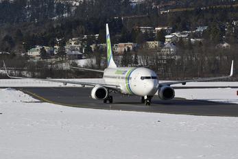 PH-HSC - Transavia Boeing 737-800