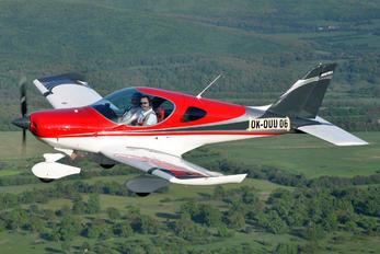 OK-QUU-06 - Private BRM Aero Bristell