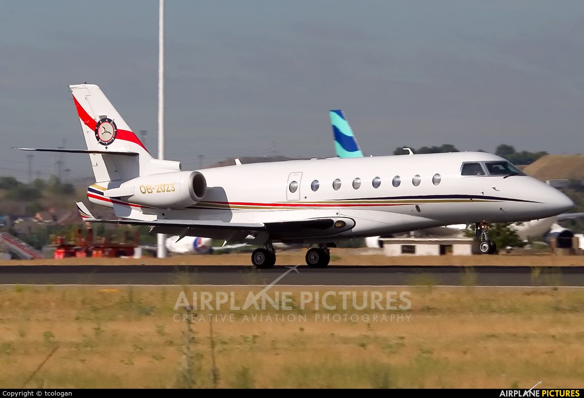 ATASA OB-2023 aircraft at Madrid - Barajas