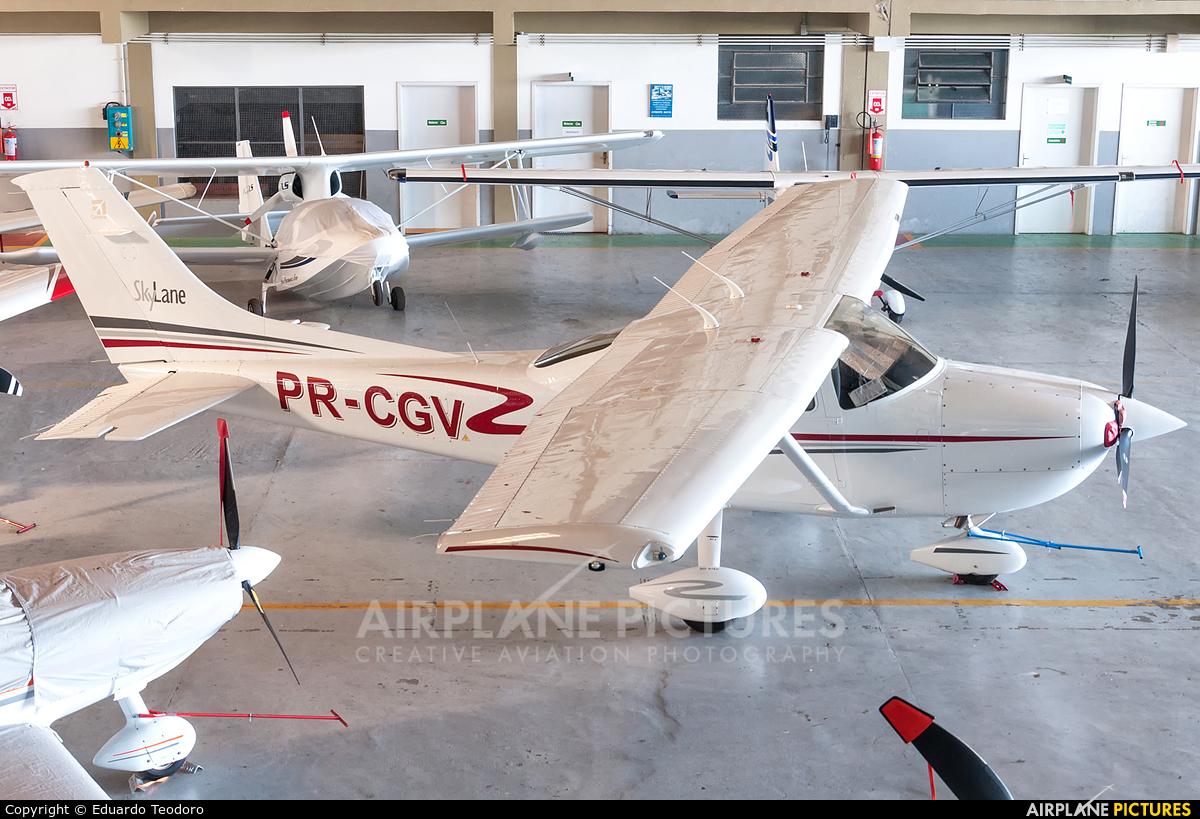 Private PR-CGV aircraft at Porto Alegre - Belem Novo