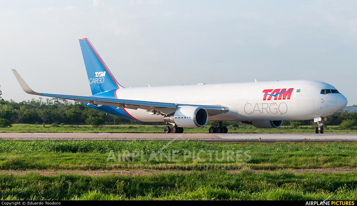 TAM Cargo PR-ACO aircraft at Porto Alegre - Salgado Filho