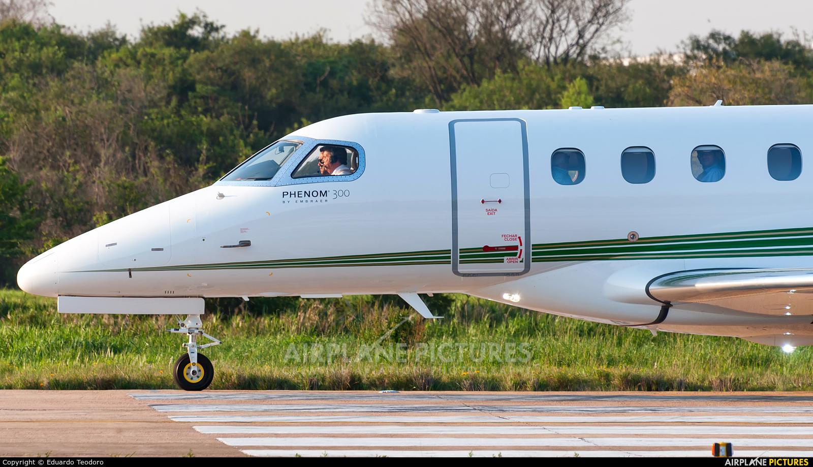 Private PP-JDB aircraft at Porto Alegre - Salgado Filho