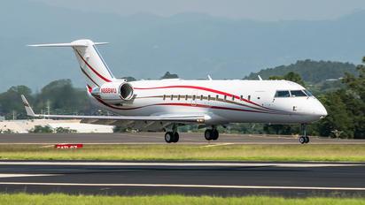N888WU - Private Canadair CL-600 CRJ-200