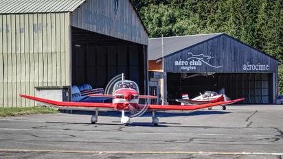 F-BTBE - Aéroclub de Megève Robin DR.340