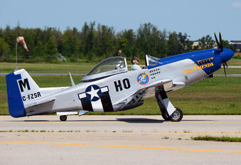 C-FZSR - Private Titan T51 Mustang