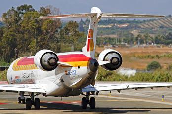 EC-JXZ - Air Nostrum - Iberia Regional Canadair CL-600 CRJ-900