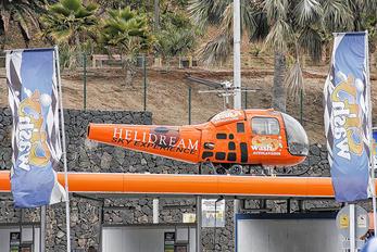 G-ASLR - Private Agusta / Agusta-Bell AB 47