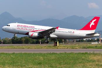 CN-NMI - Air Arabia Maroc Airbus A320