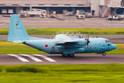 75-1077 - Japan - Air Self Defence Force Lockheed C-130H Hercules aircraft