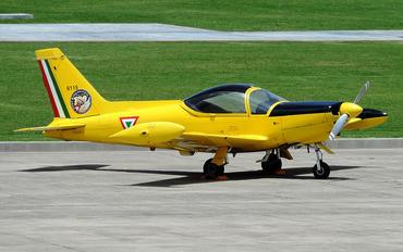 6115 - Mexico - Air Force SIAI-Marchetti SF-260