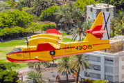 UD.13-15 - Spain - Air Force Canadair CL-215T aircraft
