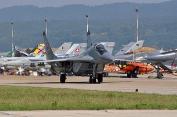 6627 - Slovakia -  Air Force Mikoyan-Gurevich MiG-29AS