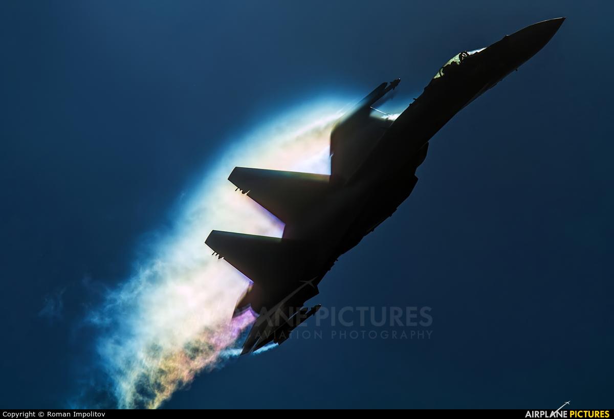 "Russia - Air Force ""Russian Knights"" 03 aircraft at Ramenskoye - Zhukovsky"