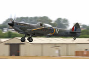 "TE311 - Royal Air Force ""Battle of Britain Memorial Flight&quot Supermarine Spitfire aircraft"